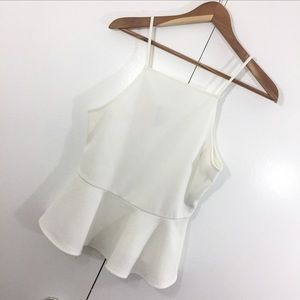 URBAN OUTFITTERS• peplum top